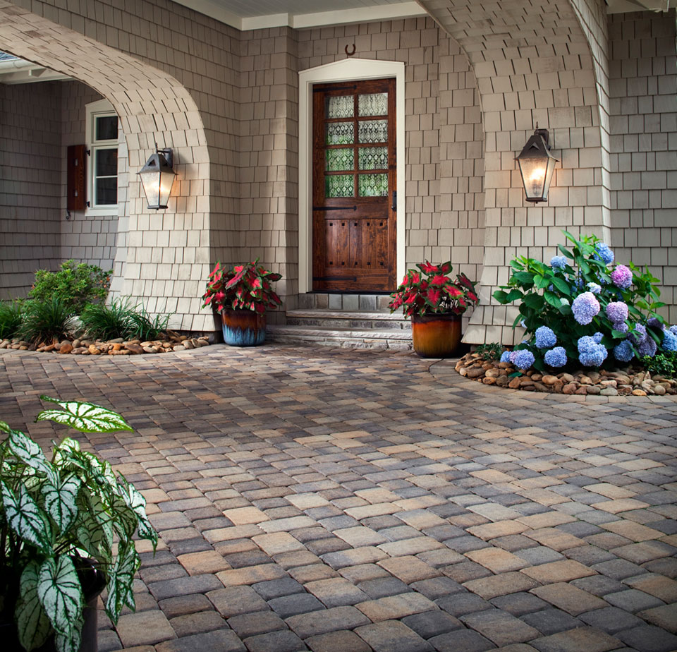 Pavers Add Beauty and Value to Your Home