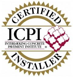 Certified ICIP Installer - Interlocking Concrete Pavement Institute