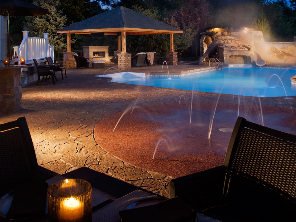 A Great Water Feature Can Enhance Your Property
