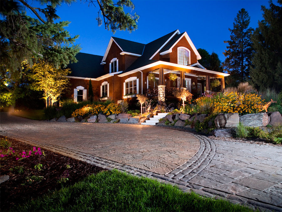 Outdoor Lighting by J & S Landscaping