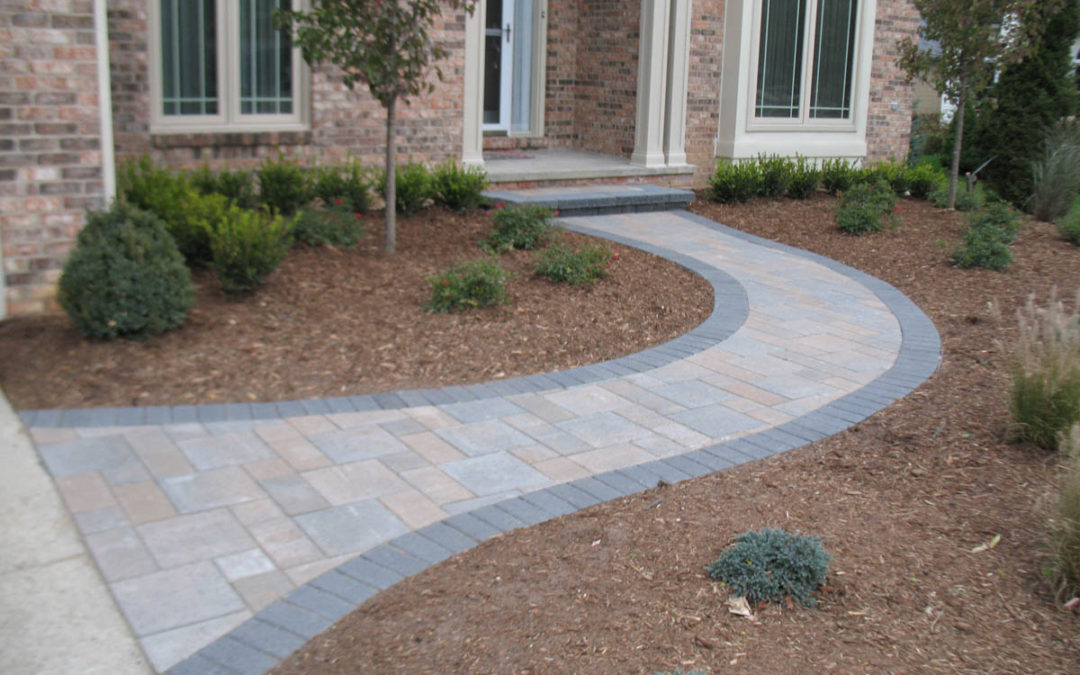 Walkways and Paths That Invite Visitors to Your Home