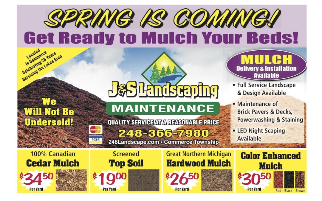 Mulch Is a Simple Solution